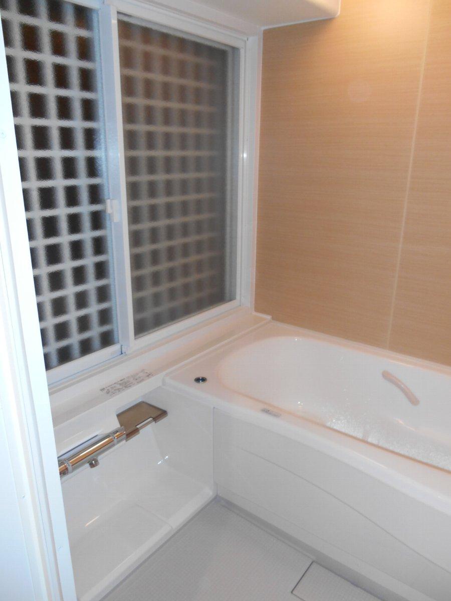浴室リフォームアフター
