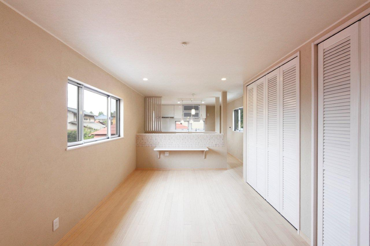 古い納戸をロハスな『自然素材の二世帯住宅』に劇的リフォーム!
