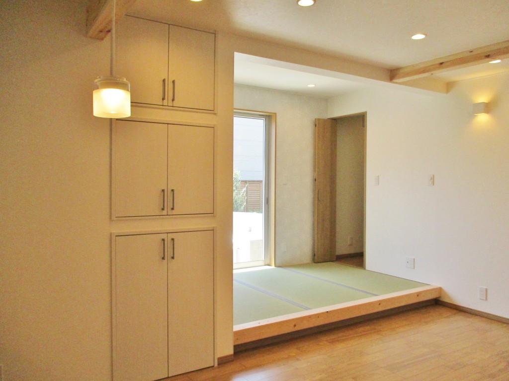 増築+間取り変更で、理想的な住まいを実現。
