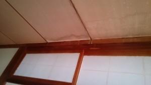天井 雨漏り