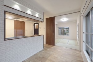 昭和のアパートを素敵なご自宅にリノベーション