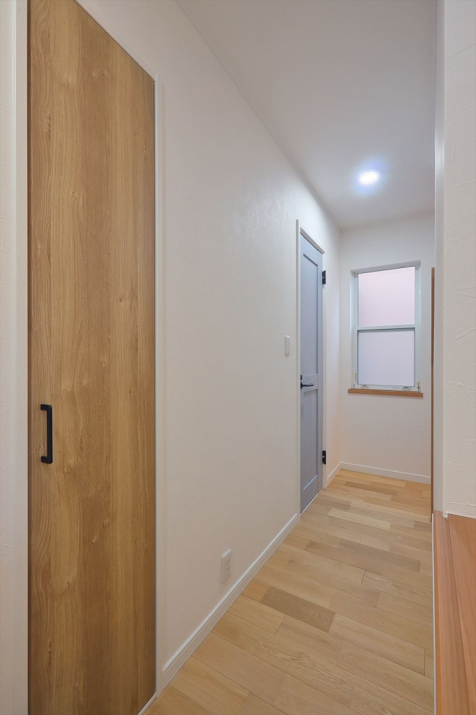 2×4住宅の1階全面リノベーション