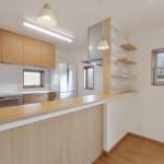 築35年のご実家を二世帯住宅に全面リノベーション! 2階LDKの明るいお住まいに大改装!