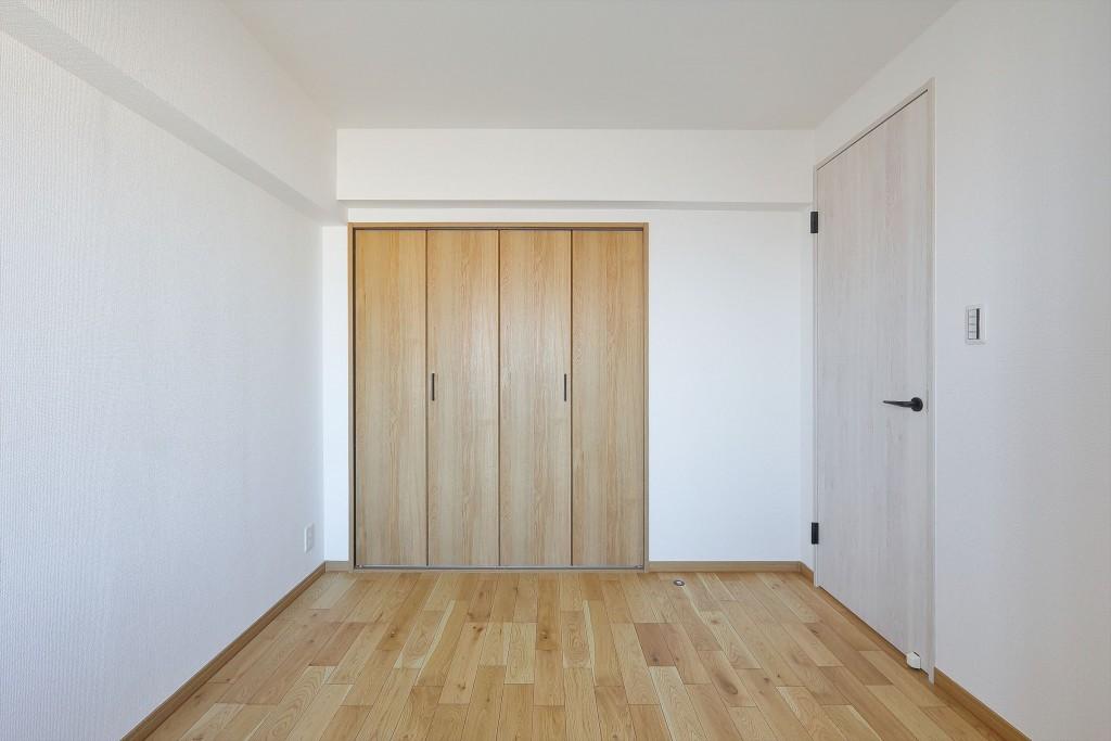 間取り変更を伴うマンションの全面リノベーション