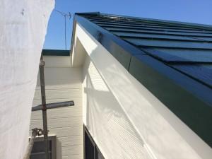 屋根仕上げ