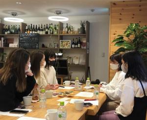 カフェミーティング