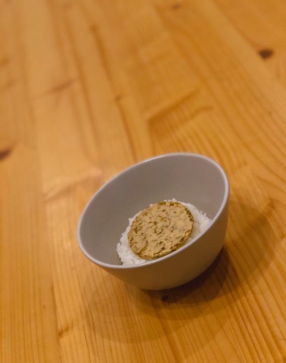 替え飯 海苔バターリゾット mini