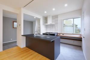 Y様邸 中古購入リノベ(みなみ野) キッチン Ⅱ型 (2)